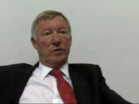 Sir Alex Ferguson talks about an attitude for success