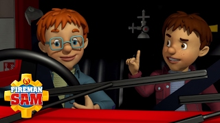 Fireman Sam 2017 Full Episode | Jupiter on the Loose 🚒 🔥 Cartoons for Children Season 8 Episode 2