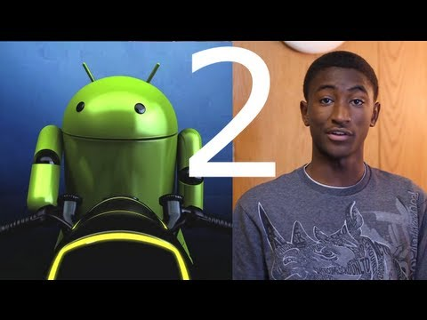 Top 5 Features of Android 4.0 [Ice Cream Sandwich]