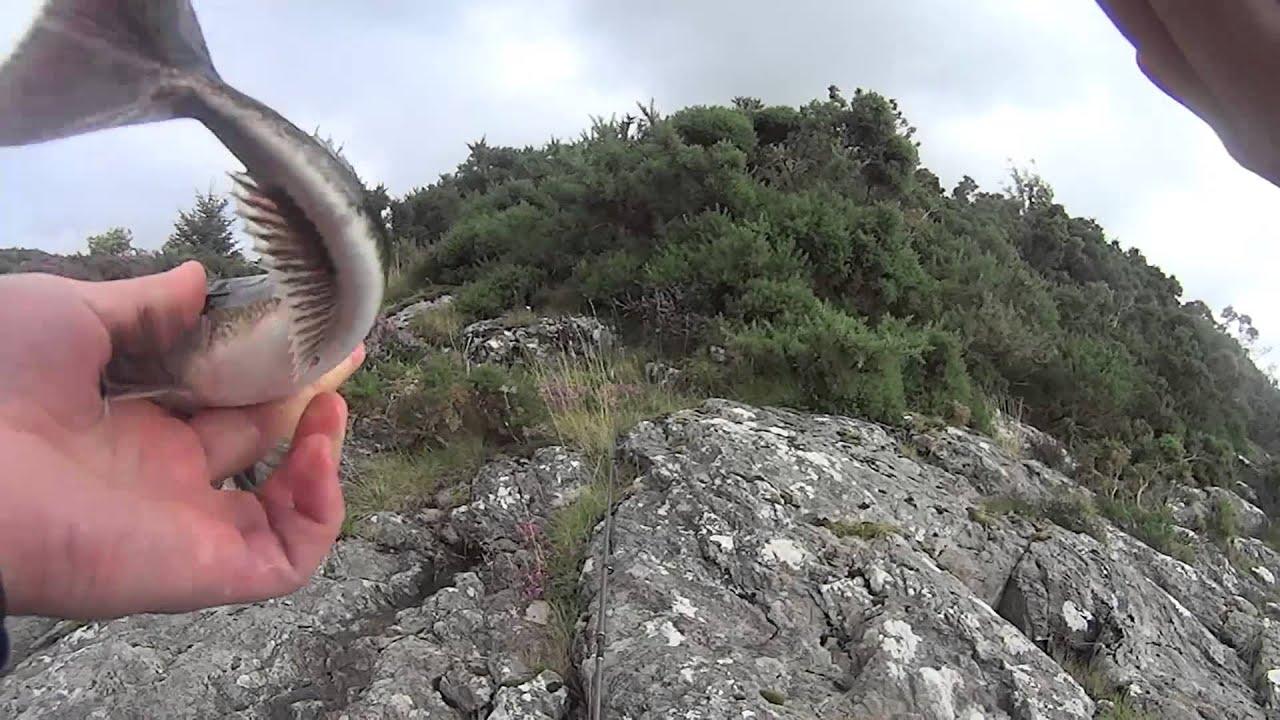 River Etive Fishing Rock Fishing Loch Etive
