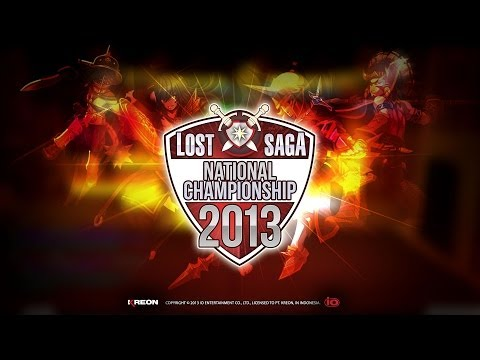 Test Live Streaming_LSNC2013 (7.Dec.2013, G-ARENA)
