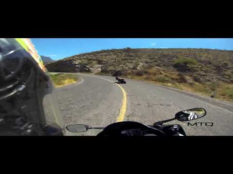 MTQ   Helmet Cam Footage   Peñamiller-Queretaro on board JC R6R follow Juanito R1   Part 1