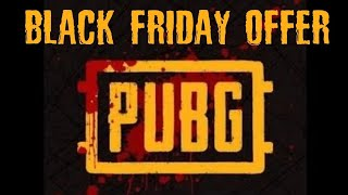 PUBG Mobile Black Friday Live | Tamil Gamers