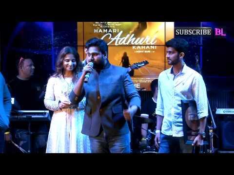 Hamari Adhuri Kahani | Music Launch at Jubilees Night of Mirchi Top 20 | Part 3