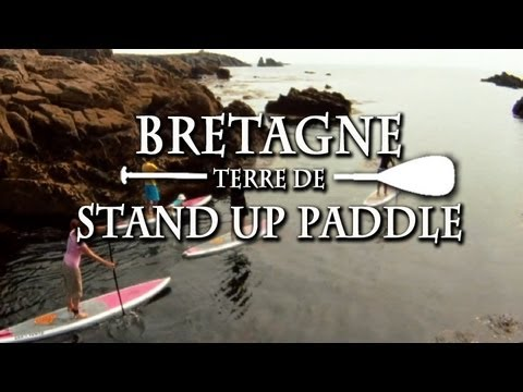 Bretagne Terre de Stand Up Paddle, le film - Teaser
