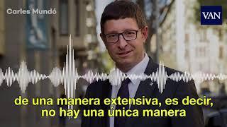 """Carles Mundó: """"La constitución es la llave que debe permitir abrir todas las puertas"""""""