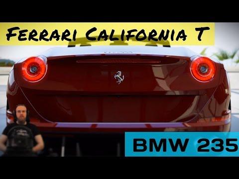 Forza Motorsport 6 - Ferrari California T, BMW 235i - обзор