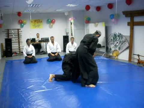 Aikido and Daito-ryu Aikijujutsu - demonstration Image 1