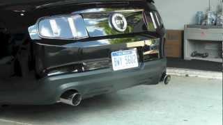 """2012 Mustang GT - 3"""" JBA Exhaust 1 (HD)"""