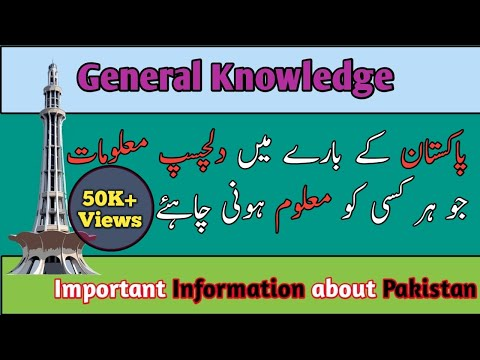 25 General Knowledge Questions and Answers about Pakistan 2019