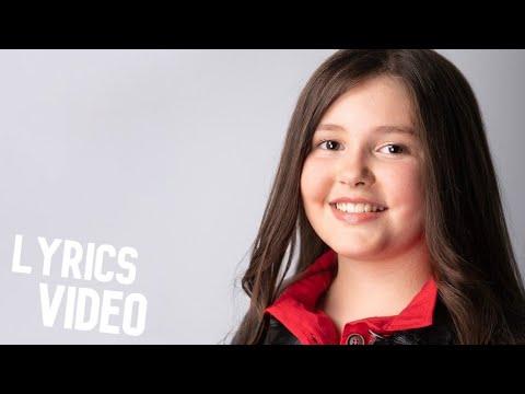 Joana Almeida - Vem Comigo (Lyrics Video) Junior Eurovision Portugal 2019