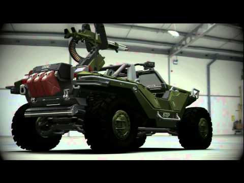 Forza 4: How to unlock the Halo Warthog