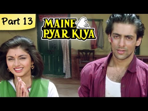 Maine Pyar Kiya (HD) - Part 1313 - Blockbuster Romantic Hit...