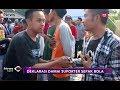KEREN!! Suporter Persib, Persija, Arema & Persebaya Di Indramayu Berdamai   INews Sore 27/09