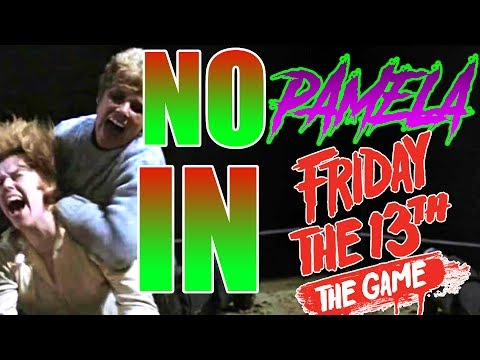 Why Pamela (Jason's Mom) Will NEVER be in Friday the 13th: The Game - Slash 'N Cast Gaming
