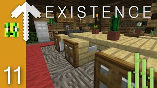 MOUNTABLE CHAIRS & FLOWERS | Minecraft Existence Server Let