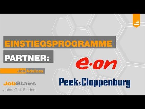 Einstiegsprogramme für absolventen in großunternehmen folge 1
