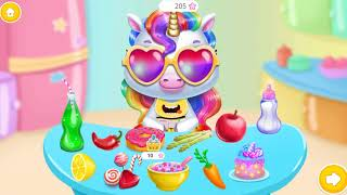 My Baby Unicorn. Fun New Born Pony Care Kids Game. Cute Pet Care & Makeover Games By TutoTOONS