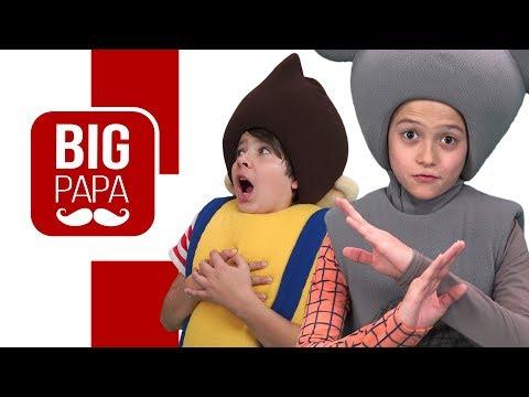 Big Papa Studio - Во всем виноват Навальный! 20!8 :))) Смешные моменты со Съемок песен и клипов