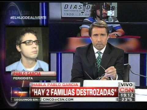 C5N - EL DIARIO: PABLO GARCIA ALIVERTI HABLA CON EDUARDO FEINMANN (PARTE 2)