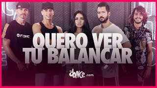 Quero Ver Tu Balançar - Tainá Costa | FitDance TV (Coreografia) Dance Video