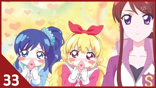 Aikatsu! Bahasa Indonesia Episode 33 - Chance And Try!