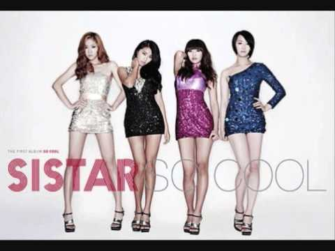 Sistar - so Cool | The 1st Album [full] video