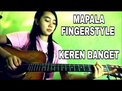 Luar Biasa!!! Gadis cantik ini hebat bermain gitar fingerstyle
