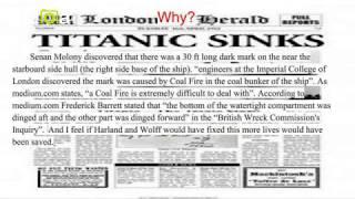 Kizoa Movie - Video - Slideshow Maker: Titanic Presentation