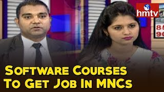 Director Sridhar About Software Courses To Get Job In MNCs | Pineapple Software Corporation | hmtv
