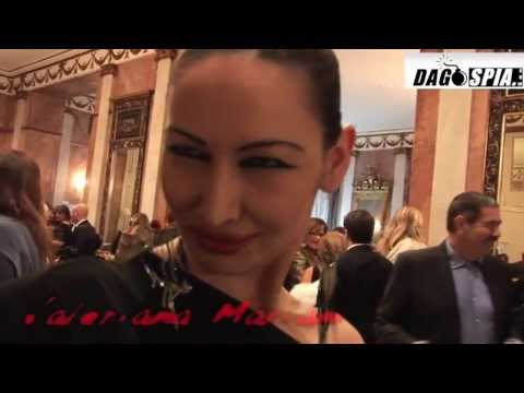 GRAN GALA DELLE MARGHERITE – ROMA HOTEL EXCELSIOR by DAGOSPIA aprile 2013