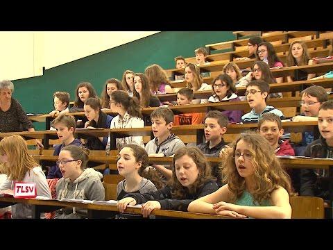 Luçon : une chorale de 140 élèves