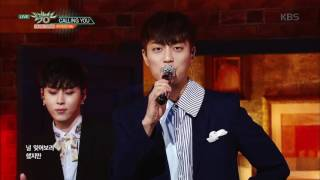 뮤직뱅크 Music Bank - CALLING YOU - 하이라이트 (CALLING YOU - Highlight).20170609