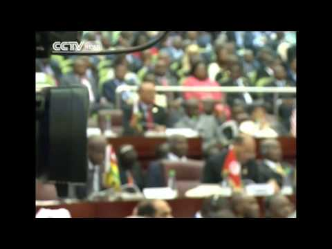 Violence, The  Agenda at The 23rd AU Summit