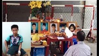 Bé Mai Huyền Diệp con út ông Chinh vẫn sống hơn 1 ngày bên TT  gia đình trước khi..