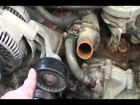 1995 Ford F-250 4X4 Radiator Replacement And Coolant Flush