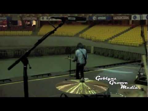 Tears For Fears - Woman In Chains - Soundcheck Sept.30, 2011 - Santiago, Chile