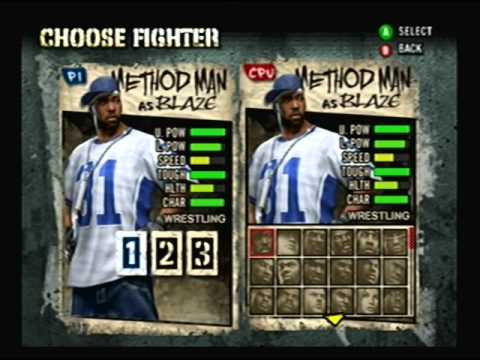 Def Jam Fight For Ny - Blaze Vs Magic (hard) video