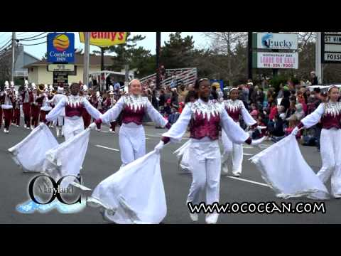 Christmas Parade 2014 - Ocean City, Maryland