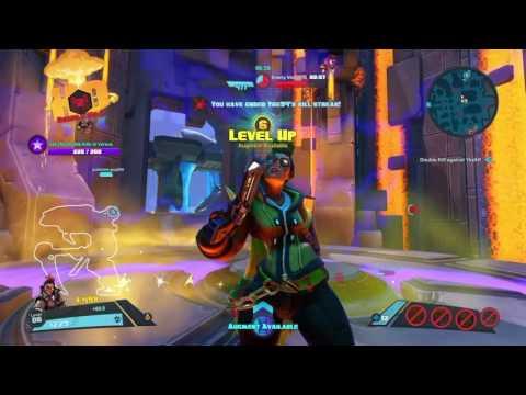 Battleborn: If you can't beat em, knock em off a ledge