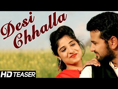 Desi Chhalla balwinder Arya Ft. Kaize Official Teaser - New Haryanvi Songs 2015 video