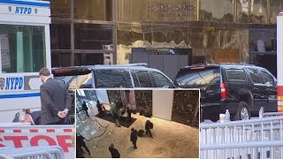 Residents Are Frustrated With Extra Security and Commotion Near Trump Tower