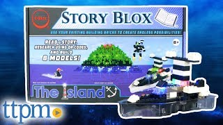 Story Blox The Island from E-Blox