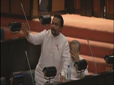 speaker adjourns par|eng
