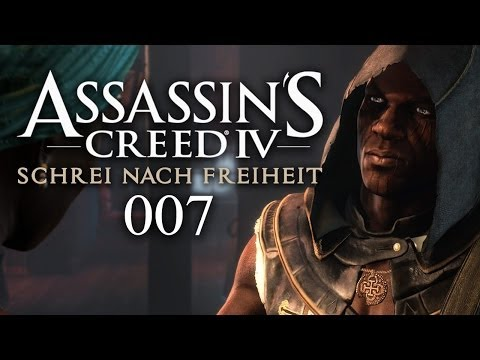 ASSASSIN'S CREED 4: SCHREI NACH FREIHEIT #007 - Der Gouverneur [HD+] | Let's Play AC 4