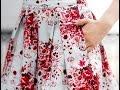 Chân Váy Hoa Phong Cách Hàn Quốc