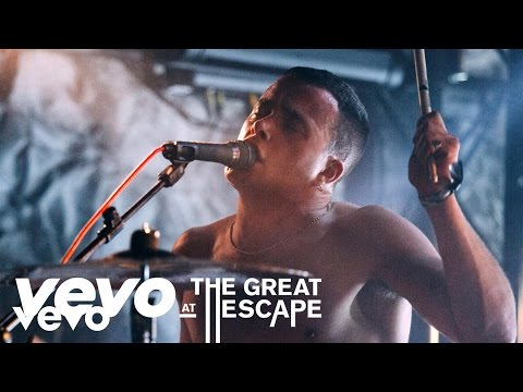 Slaves - Cheer Up London (Live) - Vevo UK @ The Great Escape 2015