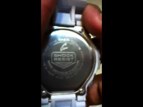 How to tell if a g-shock is fake or not