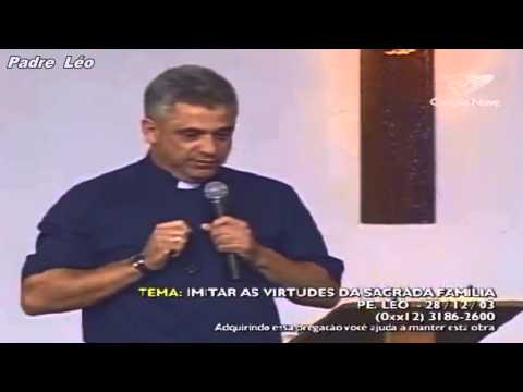Imitar as Virtudes da Sagrada Família_Padre Léo_28/12/2003