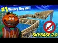 TU TOMBES TU MEURS SUR FORTNITE BATTLE ROYALE !!!